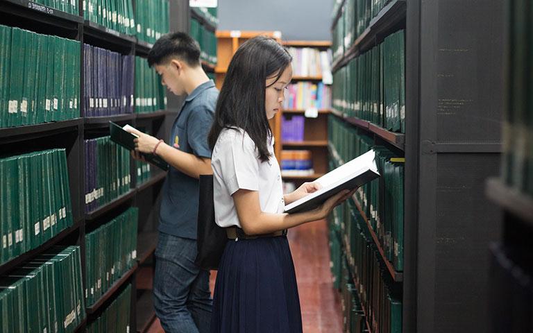 The Chulalongkorn University Intellectual Repository (CUIR)