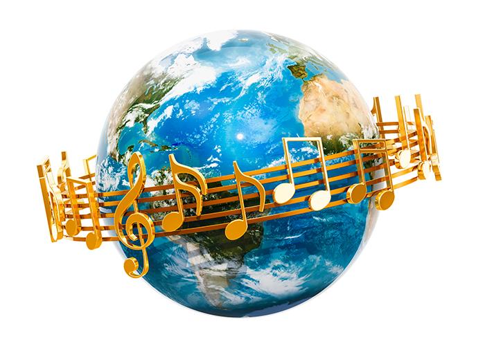 ดนตรีโลก ข้ามพรมแดนวัฒนธรรมและการเมือง