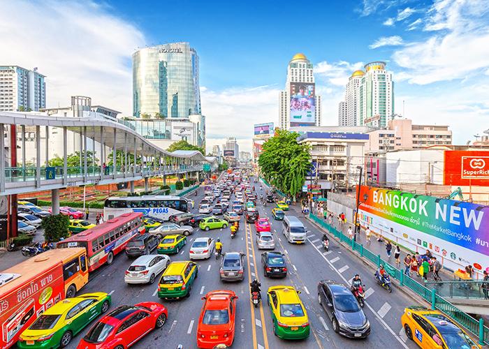 ความเหลื่อมล้ำบนท้องถนนไทย