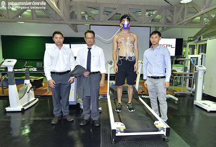 คณะวิทยาศาสตร์การกีฬา จุฬาฯ แสดงผลงานวิจัยและนวัตกรรมทันสมัยในโอกาสครบรอบ 21 ปี