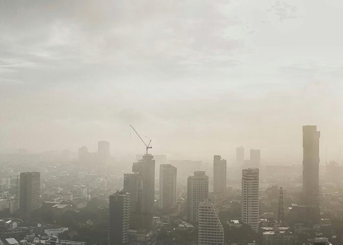 สิทธิหายใจในอากาศสะอาด