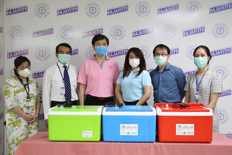 "PETROMAT Produces ""Ultra We: UV Sterilizer Box"" for Hospitals"
