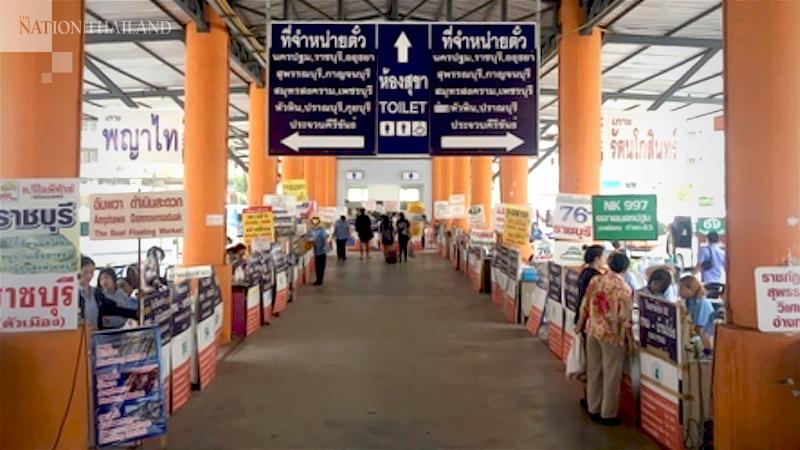 Chulalongkorn team designs new mixed-use Southern Bus Terminal