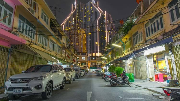 Samyan-Chula is crowned as Bangkok's coolest neighborhood in 2020