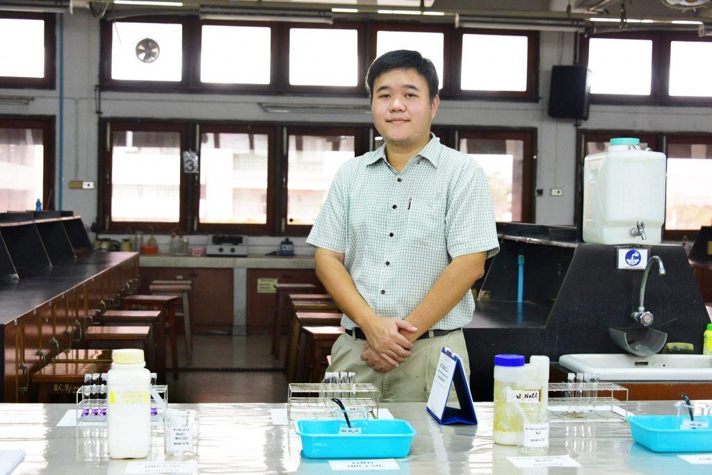 Dr. Kittikhun Wangkanon, Department of Biochemistry, Faculty of Science, Chulalongkorn University