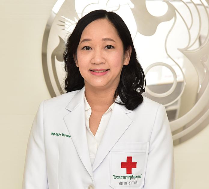 Assoc. Prof. Naricha Chirakalwasan, M.D., Executive Director of the Nidra Vej Center, King Chulalongkorn Memorial Hospital