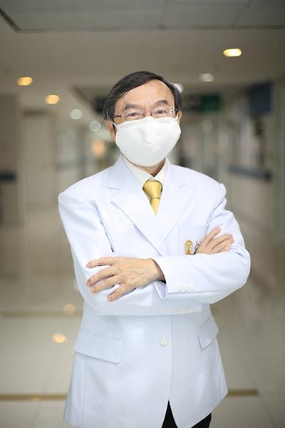 Professor Kiat Ruxrungtham, M.D., Director of the CVRC added that the development of the ChulaCov19