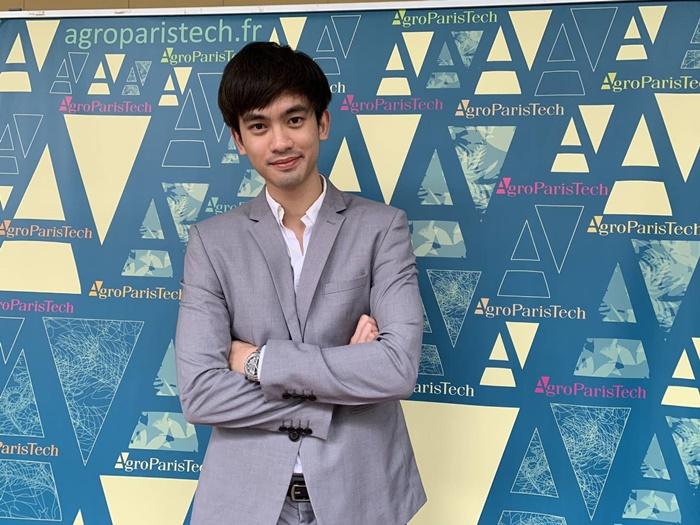 Nutti Hutasingh, the team leader of Food Tech Chula