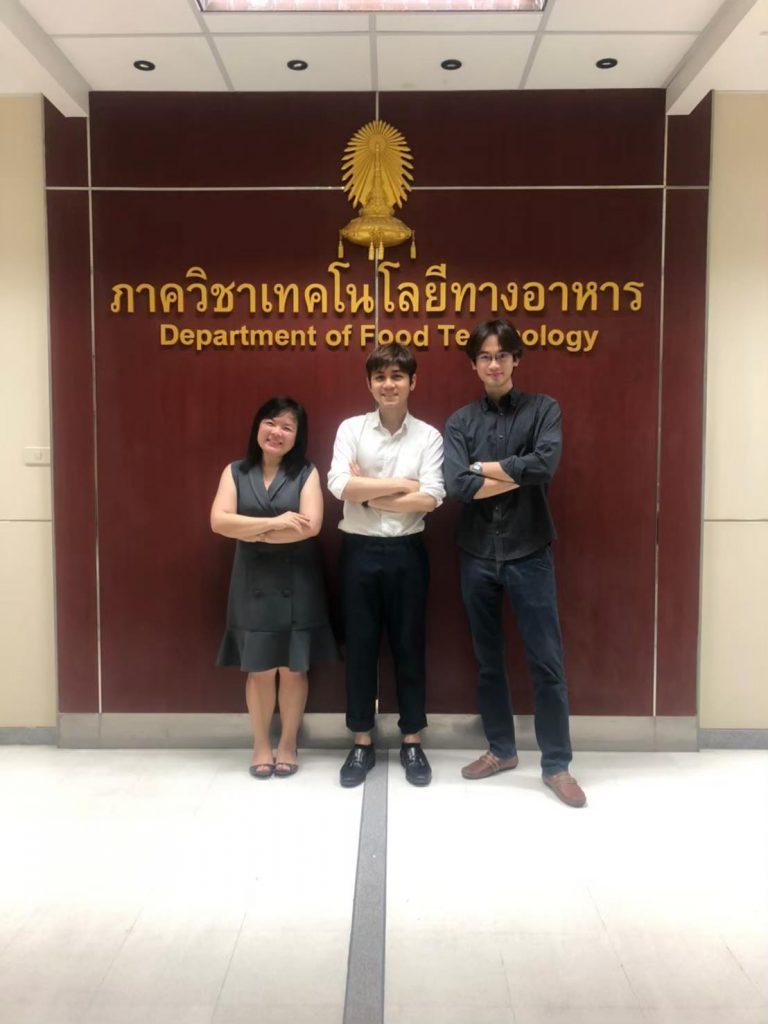 Food Tech Chula Team