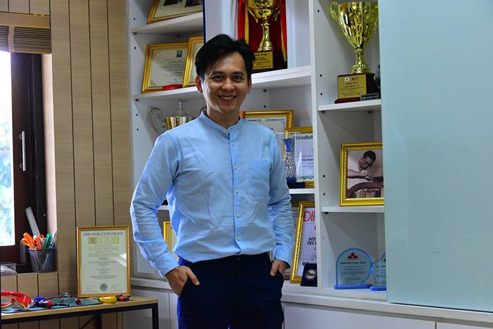Ajarn Jeerasak Jitrarojanarak, Chairman of Satit Chula Innovation Hub