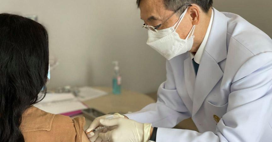 SE Asia a Step Nearer to Making Homegrown Shots: The Chula-Cov19 mRNA vaccine