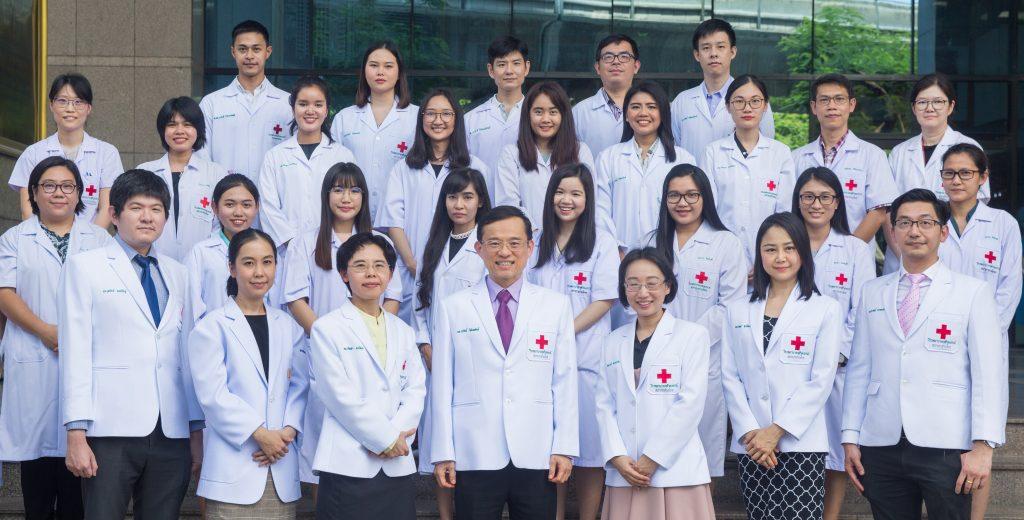 Chula Genomics Research team